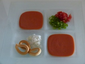 Gazpacho de tomate